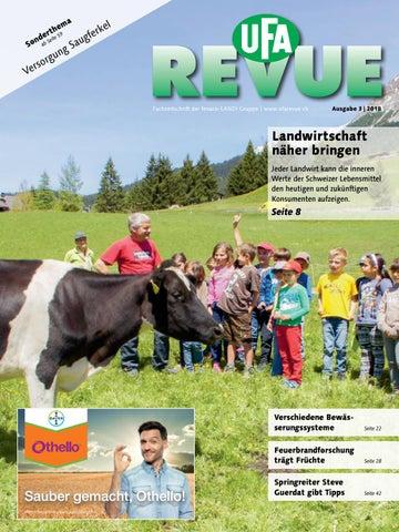 UFA Revue 03/18 By Fenaco Genossenschaft   Issuu