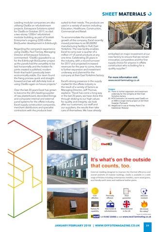 Offsite Magazine - Issue 9 (January/February) by Radar