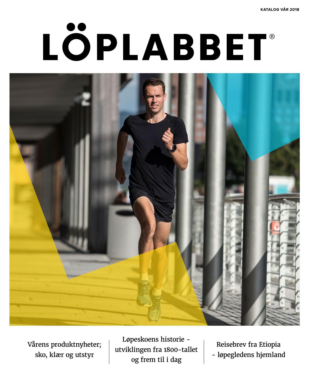 0a04f907 Löplabbets vårkatalog 2018 by Löplabbet AS - issuu