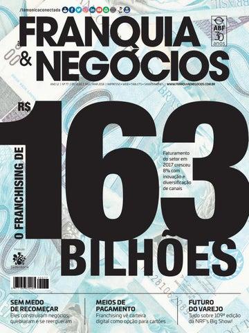 Revista Franquia   Negócios ABF nº 77 by Editora Lamonica Conectada ... d79210dce5