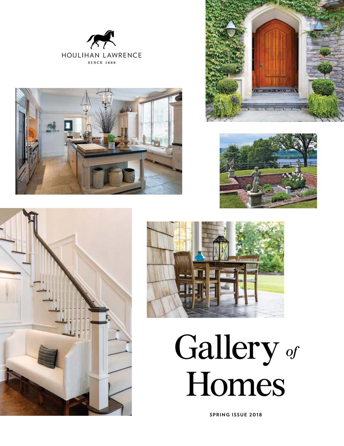 Houlihan Lawrence Gallery of Homes Spring 2018 by Houlihan Lawrence ...