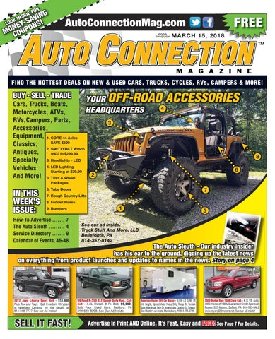 fe9440e22d 03-15-18 Auto Connection Magazine by Auto Connection Magazine - issuu