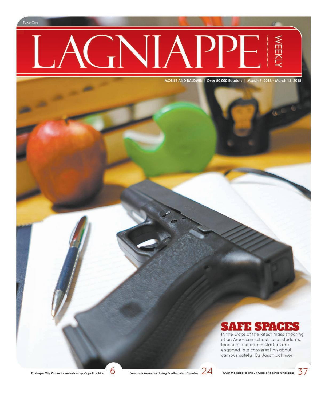Lagniappe: March 7 - March 14, 2018 by Lagniappe - issuu
