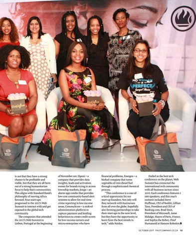 Page 15 of Driving Growth for Women in Business and Technology