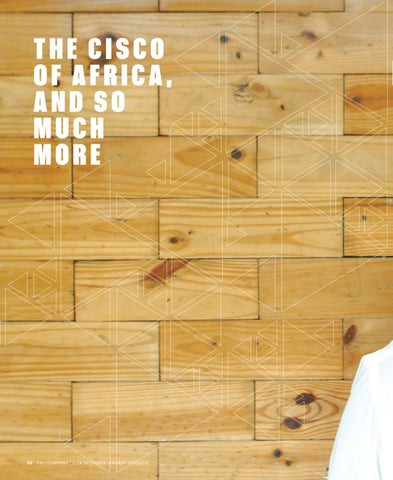 Page 22 of The Cisco of Africa, and so much more
