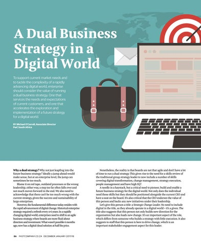 Page 88 of A Dual Business Strategy in a Digital World
