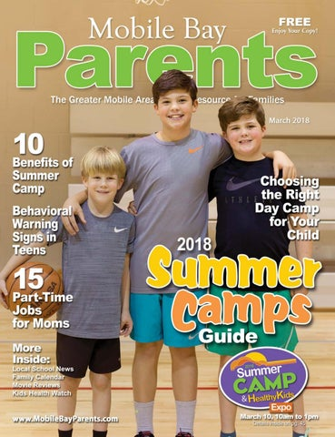 Mobile Bay Parents March 2018 by KeepSharing - issuu