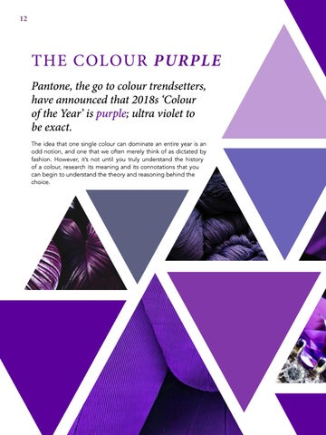 Page 12 of The Semple Edit II - The Colour Purple