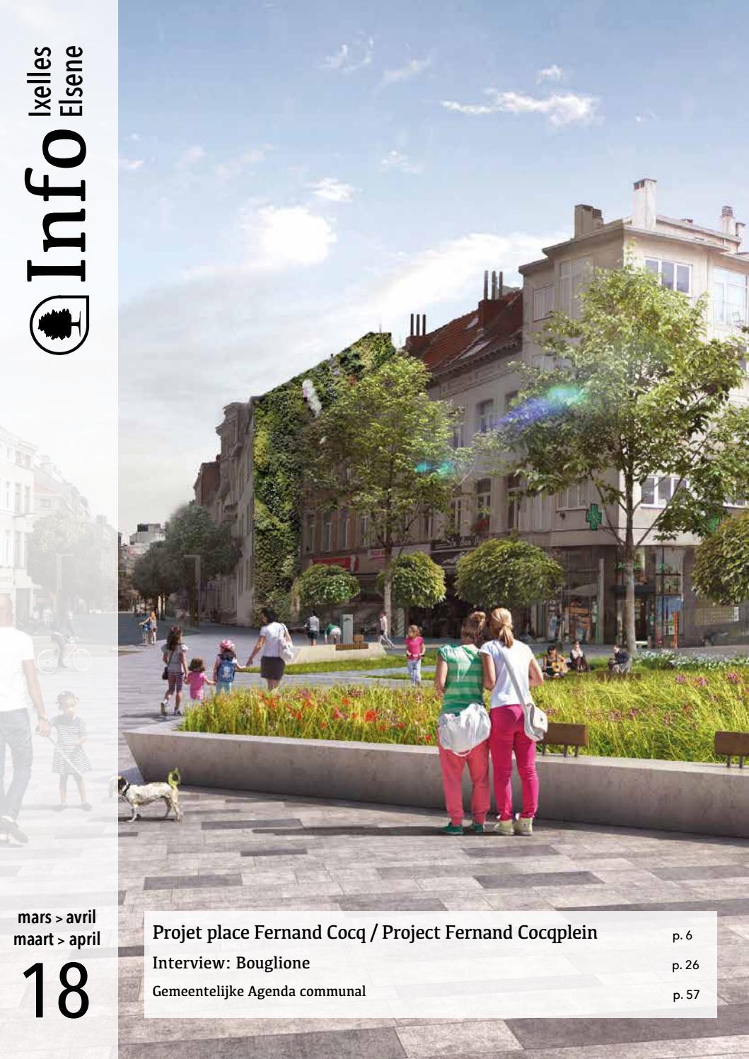 Info Ixelles Elsene 03 042018 By Ixelles Elsene Issuu