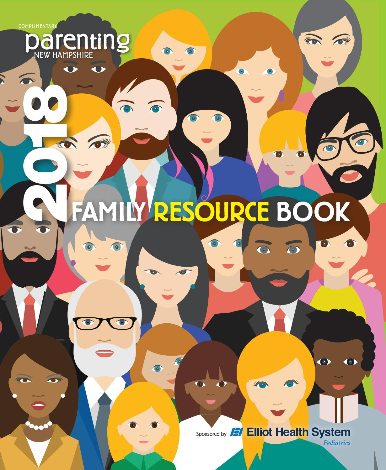 Core Physicians Epping Nh: 2018 Family Resource Book By McLean Communications