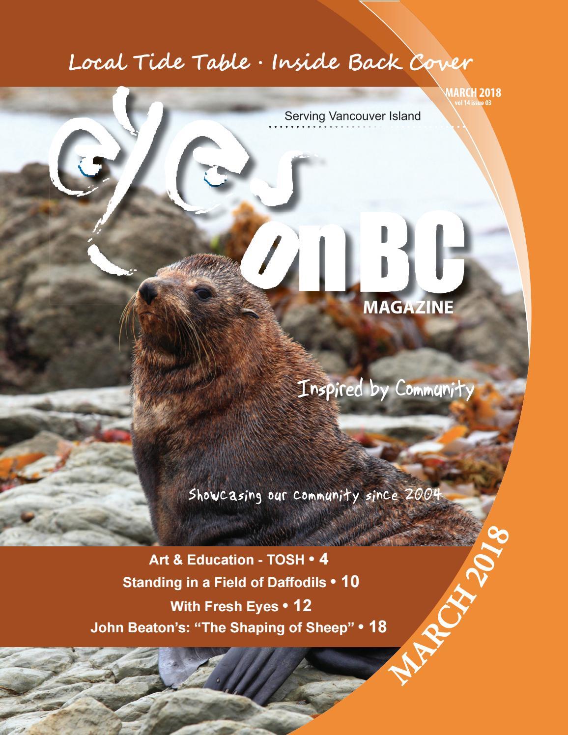 March 2018 EyesOnBC Magazine by EyesOnBC Publishing - issuu