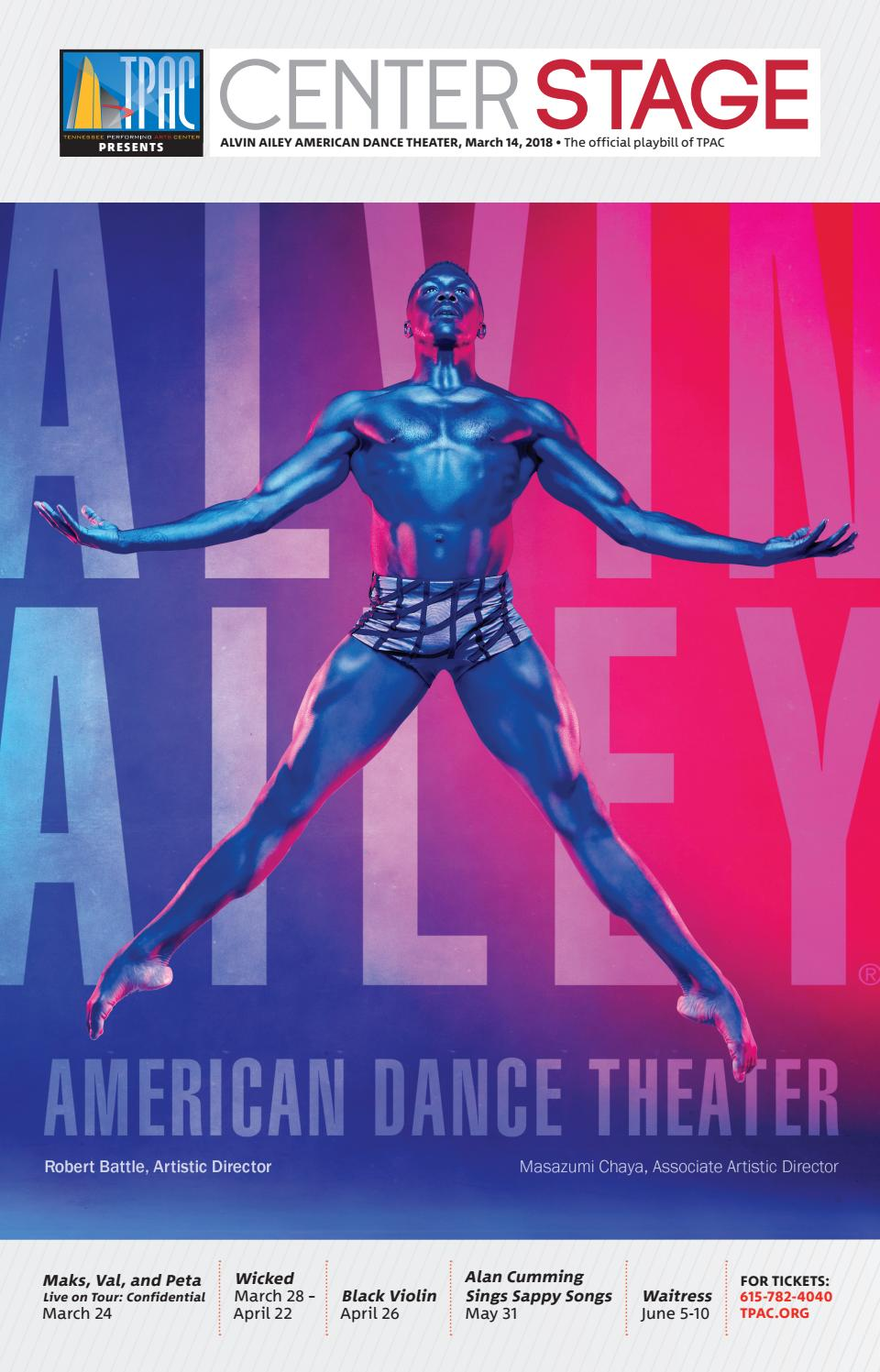 Alvin Purple Tv Series Download tpac alvin ailey american dance theaterperforming arts