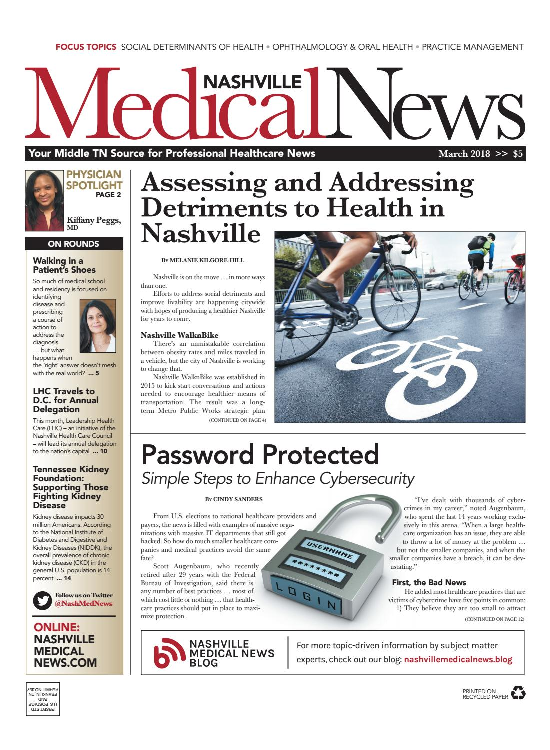 March 2018 NMN by Medical News - issuu