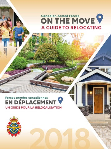 Home Buyers Guide - Canadian Armed Forces On The Move 2018 by