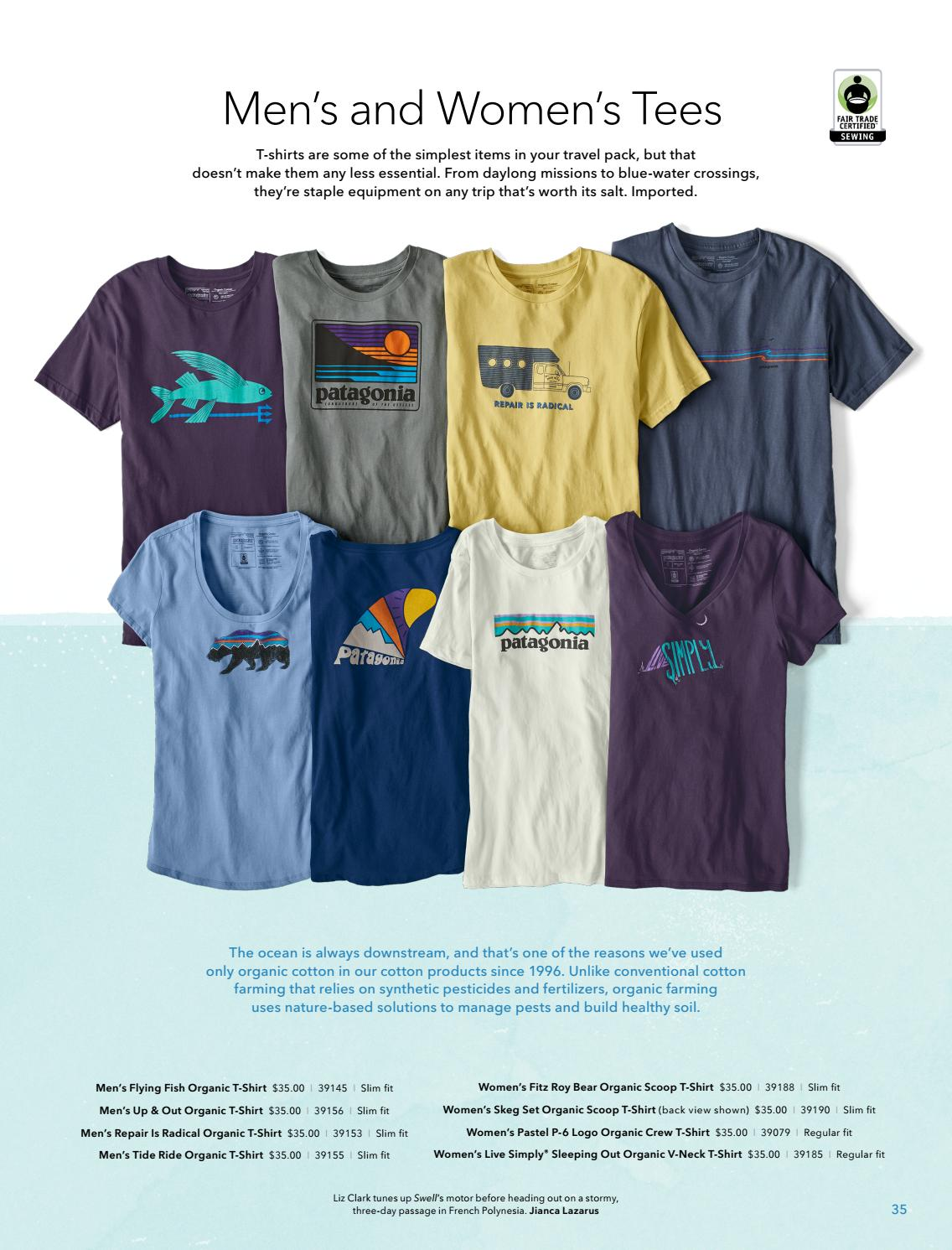 809b4f5e Patagonia Surf Catalog 2018 by Patagonia - The Cleanest Line - issuu