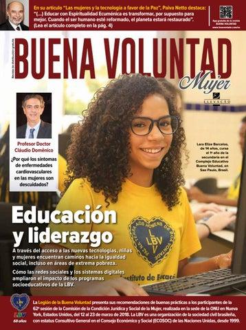 19f654fb880e5 BUENA VOLUNTAD Mujer 2018 by Revista BOA VONTADE - issuu