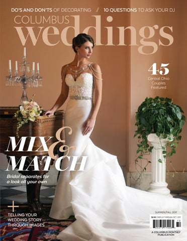 Maddie Rice Wedding.Columbus Weddings Summer Fall 2017 By The Columbus Dispatch Issuu