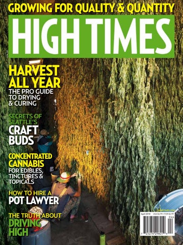 db4a2fda426017 High times april 2018 by Lucoment - issuu