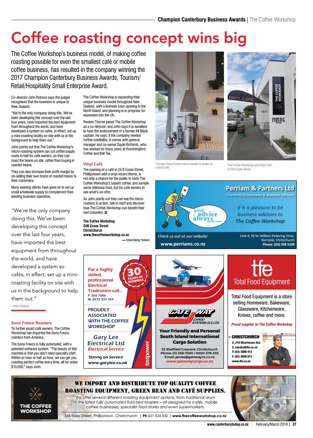 Canterbury Today Magazine Issue 149