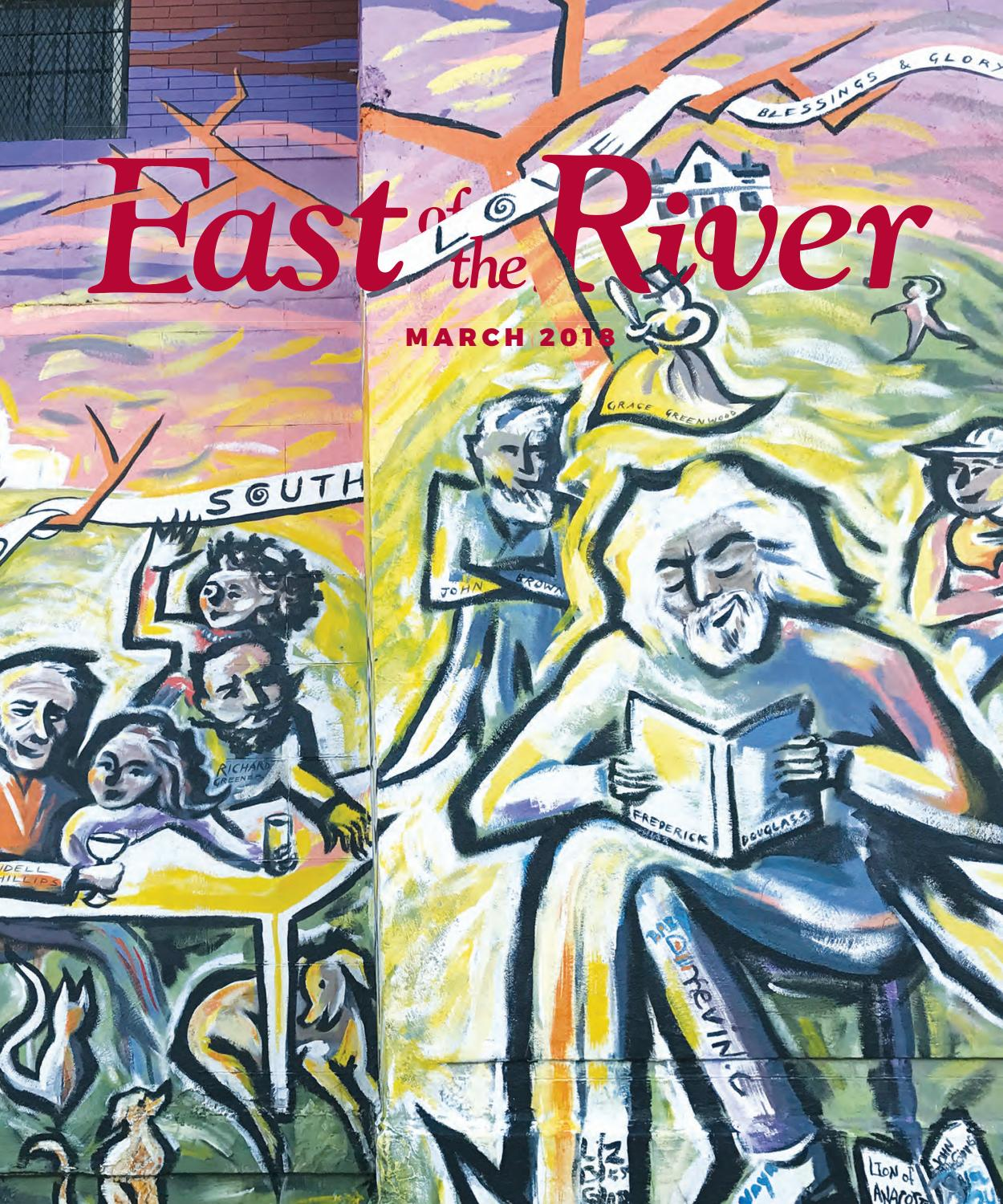 East of the river magazine march 2018 by capital community news issuu