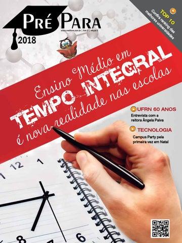 Revista Pré Para 2018 By Rn Editora Issuu