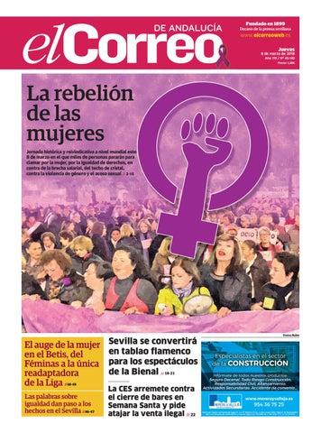 f22250890 08.03.2018 El Correo de Andalucía by EL CORREO DE ANDALUCÍA S.L. - issuu