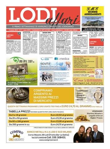 Lodi Affari 8 Marzo by Lodi Affari issuu