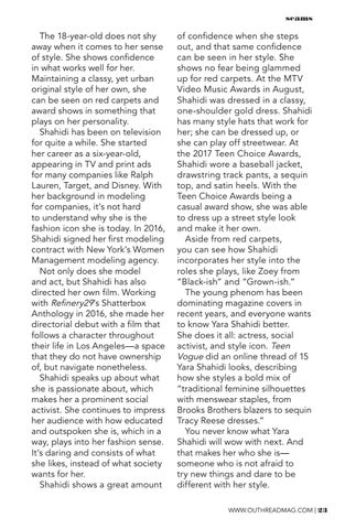Page 23 of Yara Shahidi