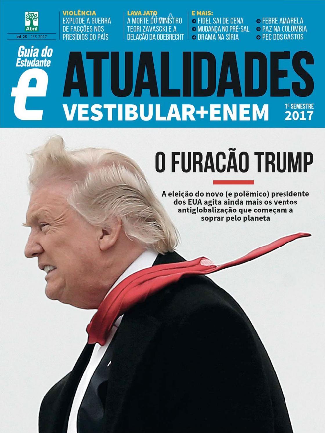 Guia do estudante atualidades 1º semestre (2017) by Sandro Baldez - issuu 56534693fdeac
