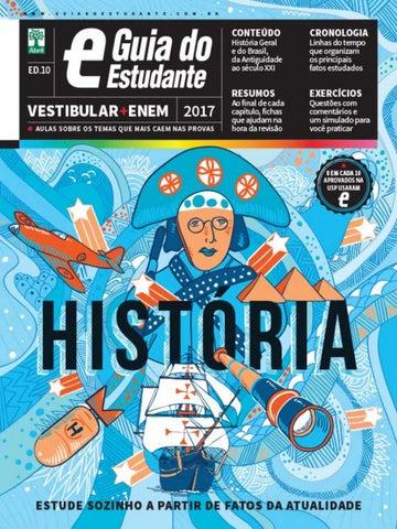 Guia do estudante história (2017) by Sandro Baldez - issuu 1aec1e1a0969f