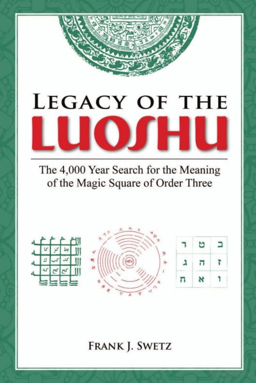 Legacy of the luoshu by Magic Lover - issuu