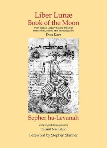 What does lunae libri mean