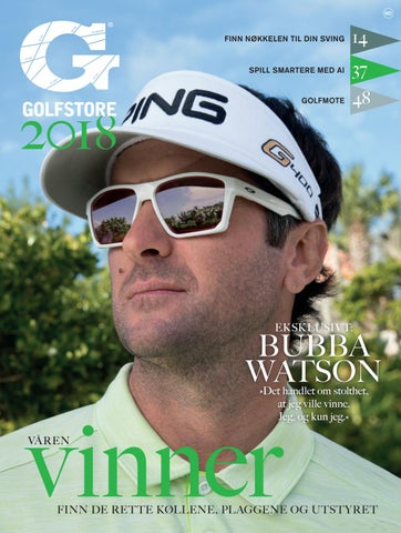 252d52c6 Golfstore spring magazine 2018, no by Golfstore Group - issuu
