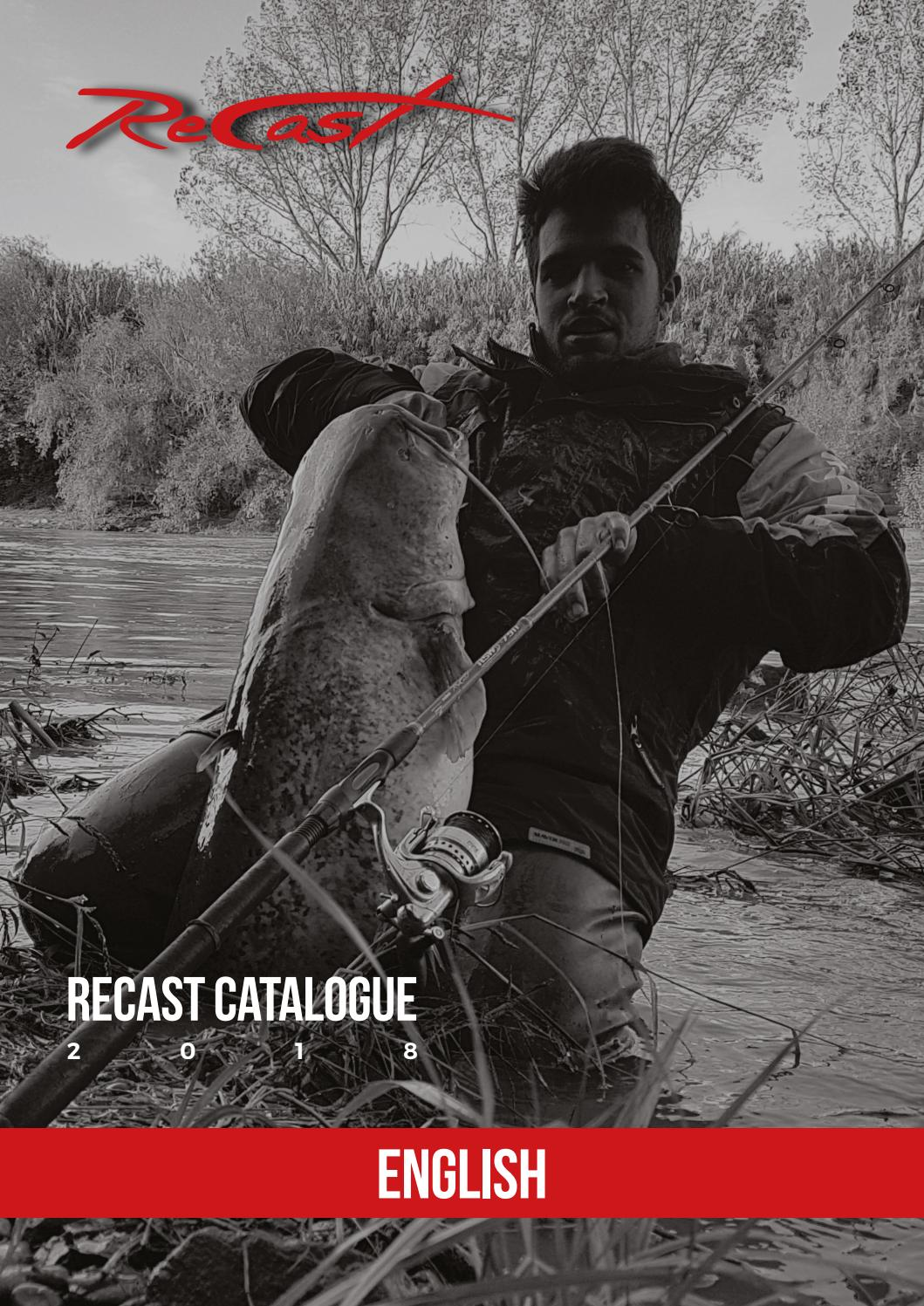 RECAST CATALOGUE 2018 by MAVER - issuu