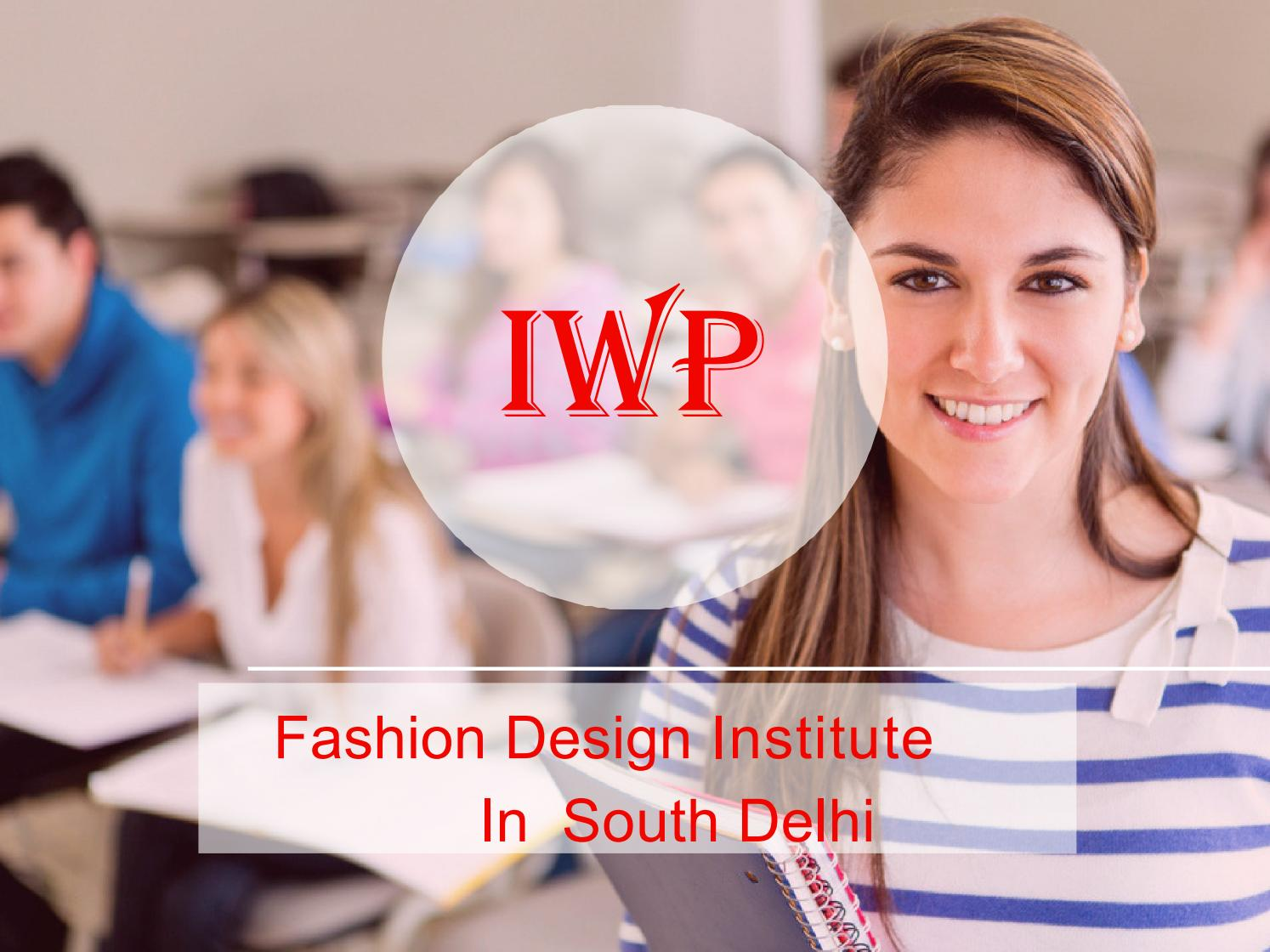 Fashion Design Institute In South Delhi By Johnsmith Issuu