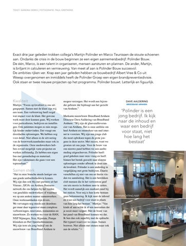 Page 7 of Coverstory Polinder Bouw
