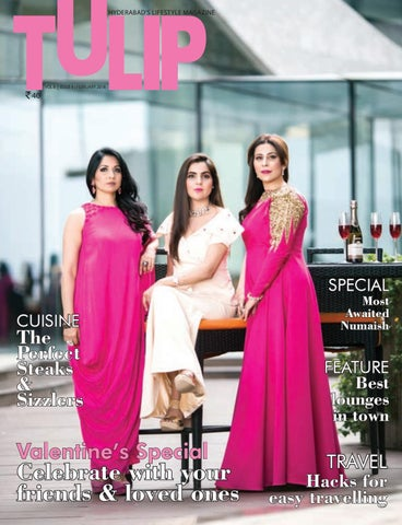 February 2018 by Tulip Magazine - issuu