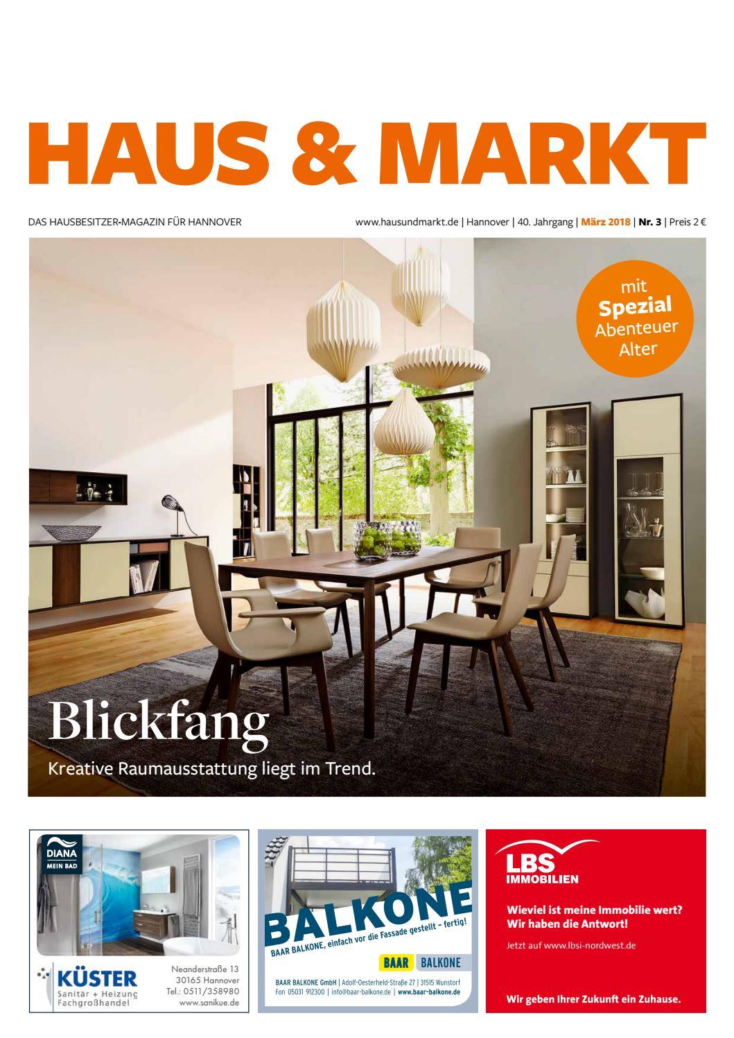 Haus und Markt 03 2018 by Schluetersche - issuu