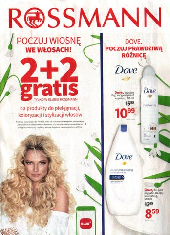 Rossmann gazetka od 10 03 do 19 03 2018 by iUlotka issuu