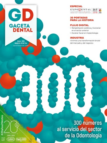 272d01d47a2d8 Gaceta Dental - 300 by Peldaño - issuu