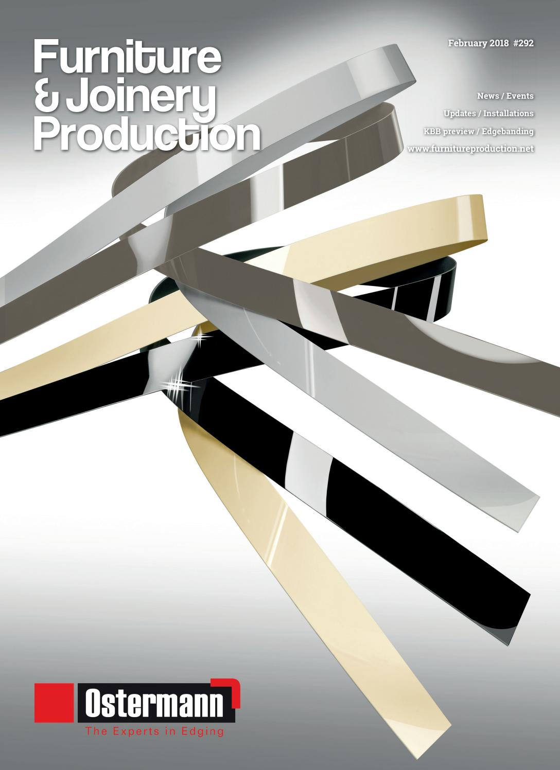 Furniture & Joinery Production #292 by Gearing Media Group