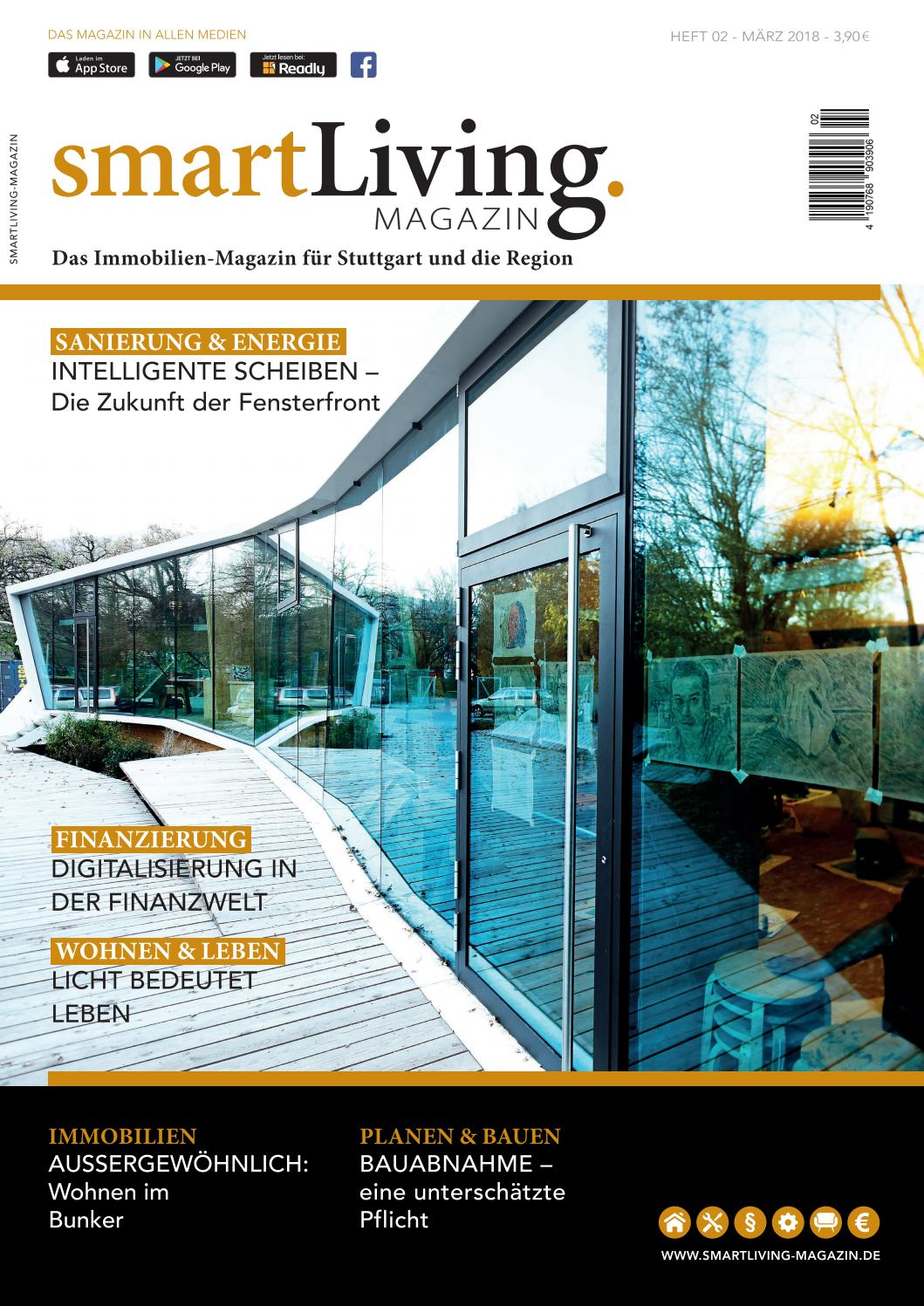 smartLiving Magazin 02/2018 by BEENKER&KOLLEGEN - issuu