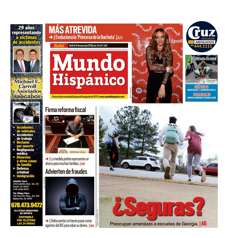 Seguras By Mundo Hispanico Issuu