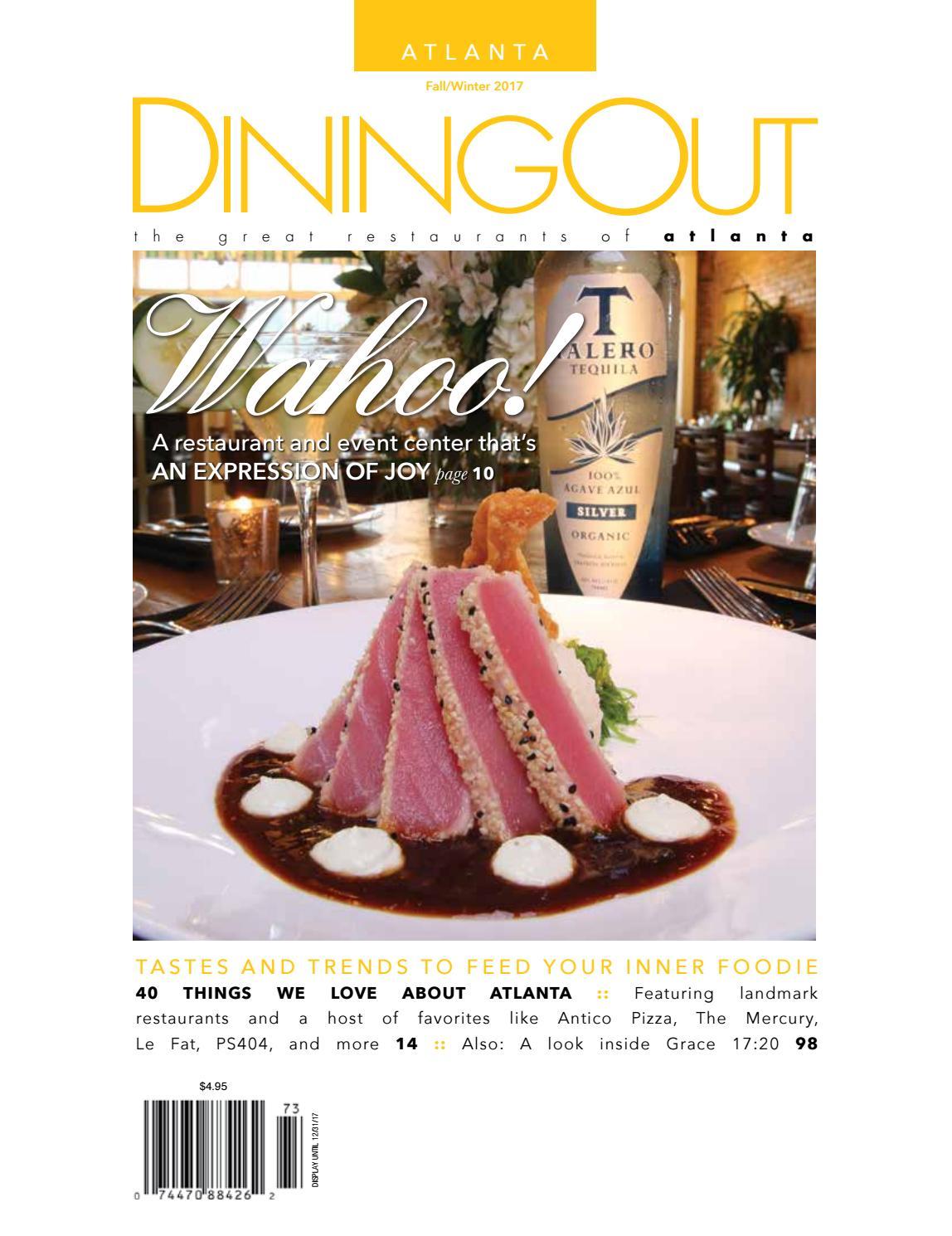 Diningout Atlanta Fall Winter 2017 By Diningoutatl Issuu Curcuma Rmulsion Blackcurrant Flavour