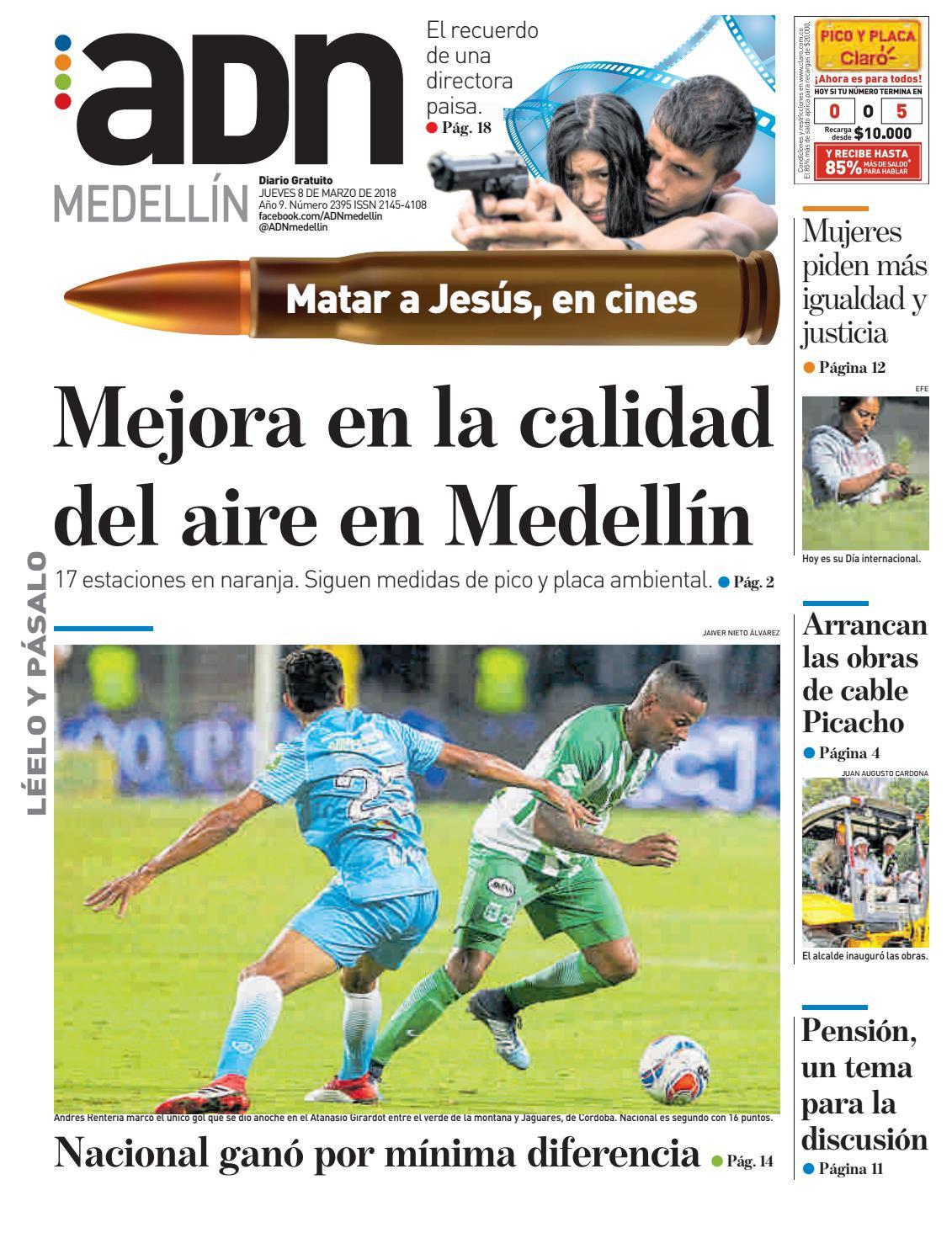8 de marzo Medellín by diarioadn.co - issuu