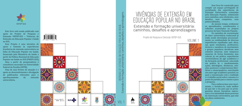 Vivências de extensão em educação popular no Brasil ea0e3a8998531