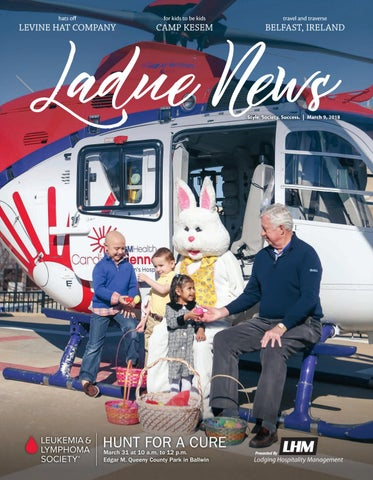 2bc9b472e46 March 9 2018 by Ladue News - issuu