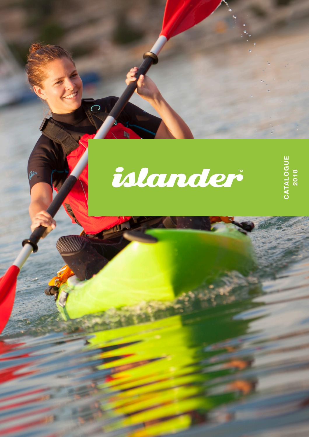 2018 Islander Kayaks catalogue by Palm Equipment - issuu