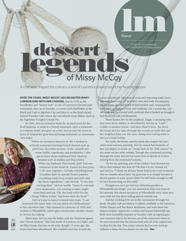 Page 30 of The Dessert Legends of Missy McCoy