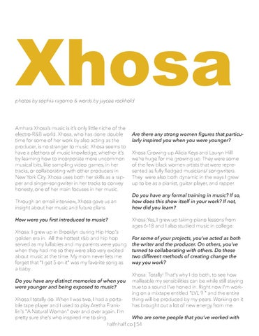 Page 54 of Xhosa